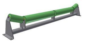 Conveyor Systems - Idler Frame - Picking Frames - Tubular - 2 Roll