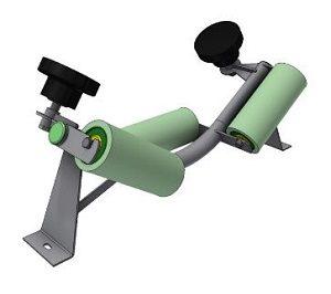 Conveyor Systems - Ultra Track - 3 Roll